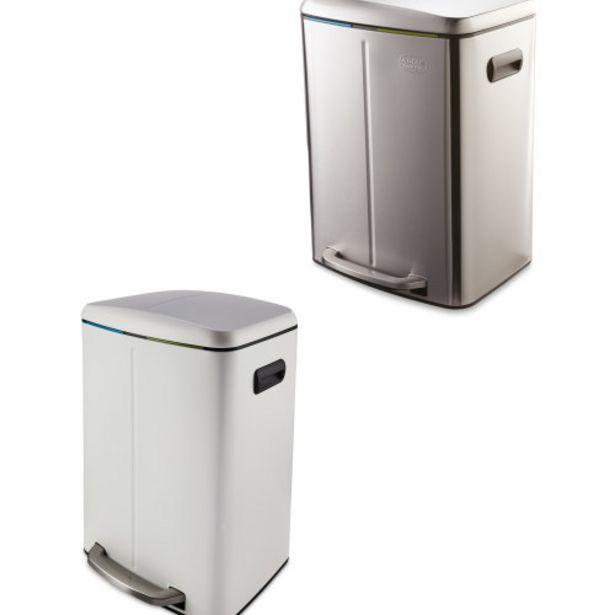 Addis Twin Recycling Bin 40L offer at £54.99