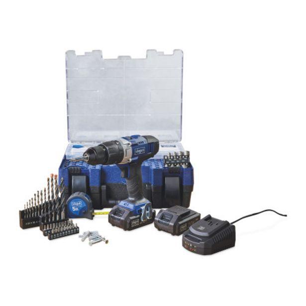 Scheppach Mobile Workshop Drill offer at £99.99