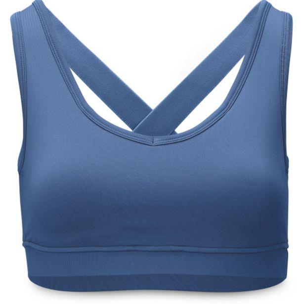 Ladies' Blue Yoga Sports Bra offer at £6.99