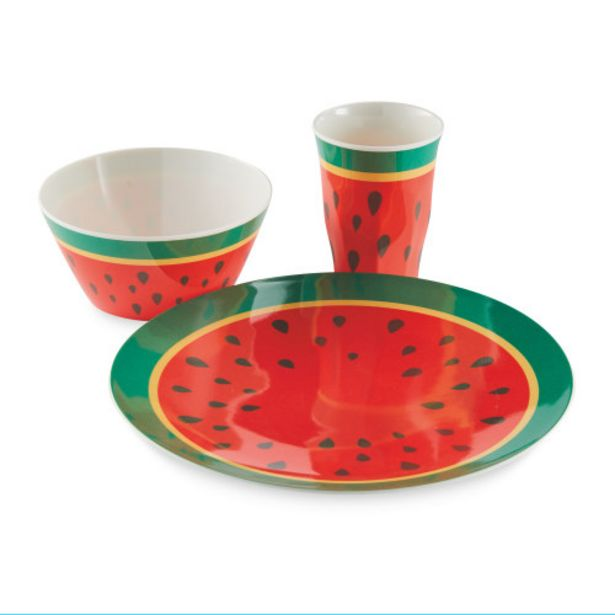 Watermelon Dining Bundle offer at £11.49