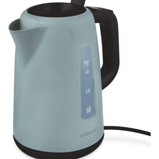 Ambiano Grey Digital Kettle offer at £19.99