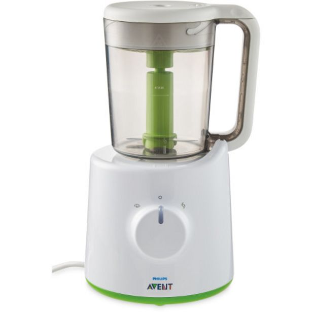 Philips Avent Baby Food Maker offer at £89.99