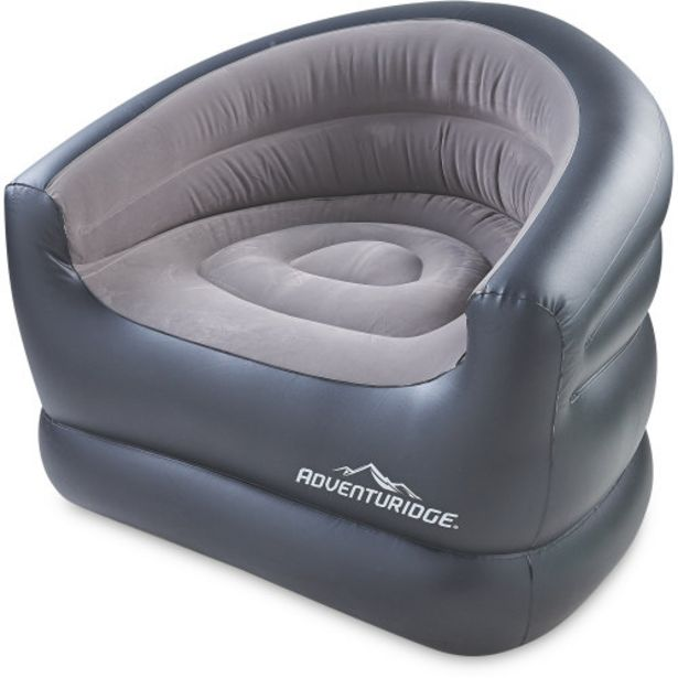 Adventuridge Inflatable Chair offer at £14.99