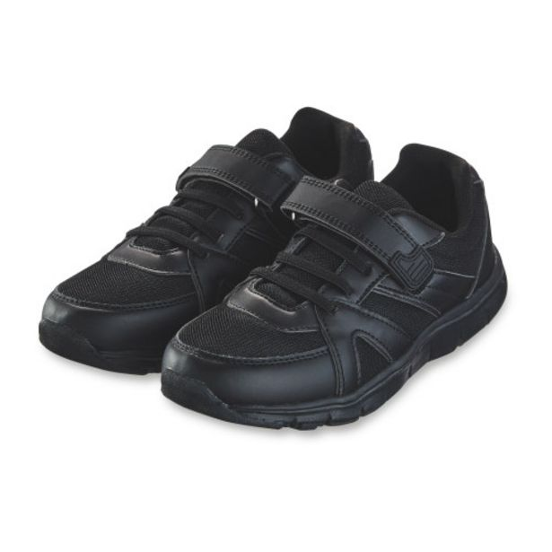 Kids' Black Trainers offer at £5.99