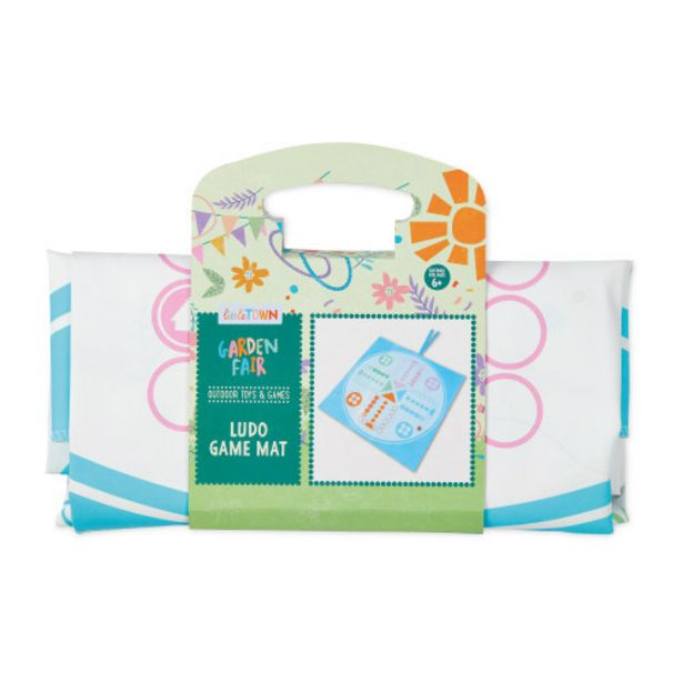 Ludo Picnic Mat Game offer at £4.99