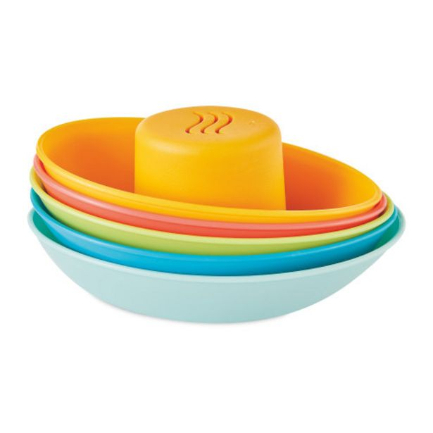 Mamia Stackable Bath Boats offer at £3.99