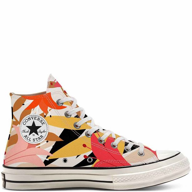 Women's Vintage Floral Chuck 70 High Top offer at £49.99