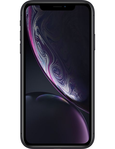 Apple iPhone XR Black offer at £22.99