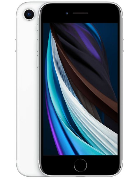 Apple iPhone SE White 64GB offer at £23.99
