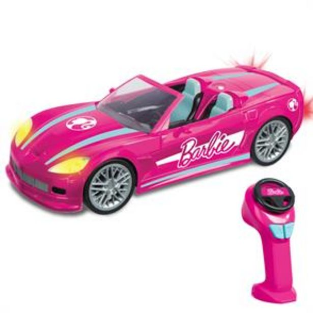 Barbie RC Dream Car offer at £29.99