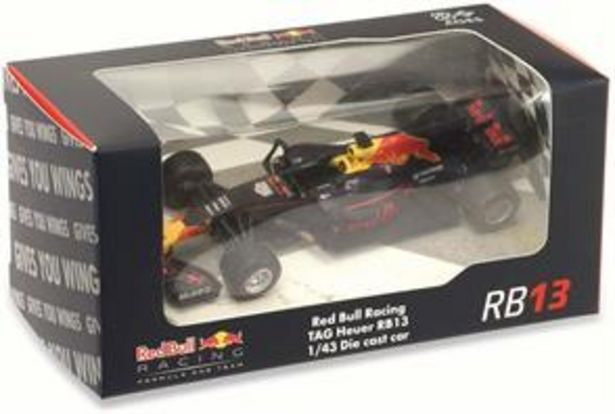 Red Bull F1 Racing: TAG Heuer RB13 1/43 Die Cast Car offer at £2.99