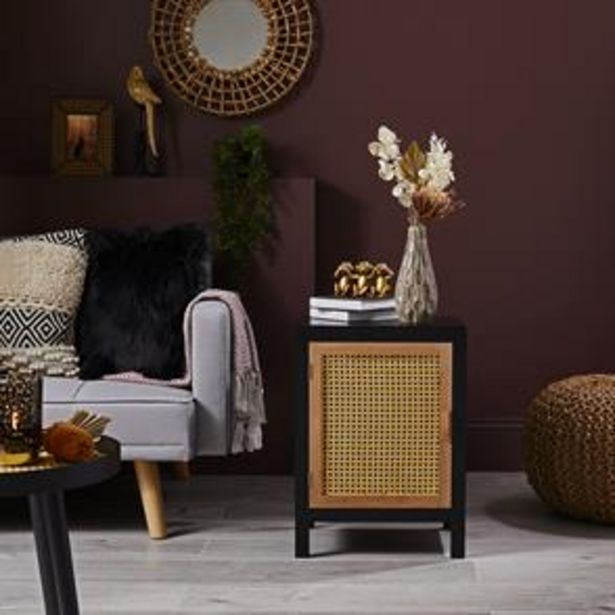 Ports of Call by Jeff Banks: Rattan Side Cabinet offer at £39.99