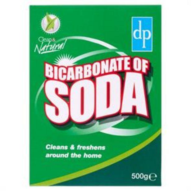 DP Clean & Natural Bicarbonate of Soda (6 x 500g) offer at £5.94