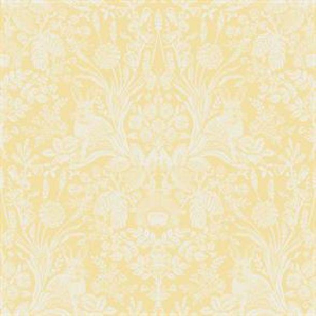 Harlen Yellow Wallpaper offer at £11.99
