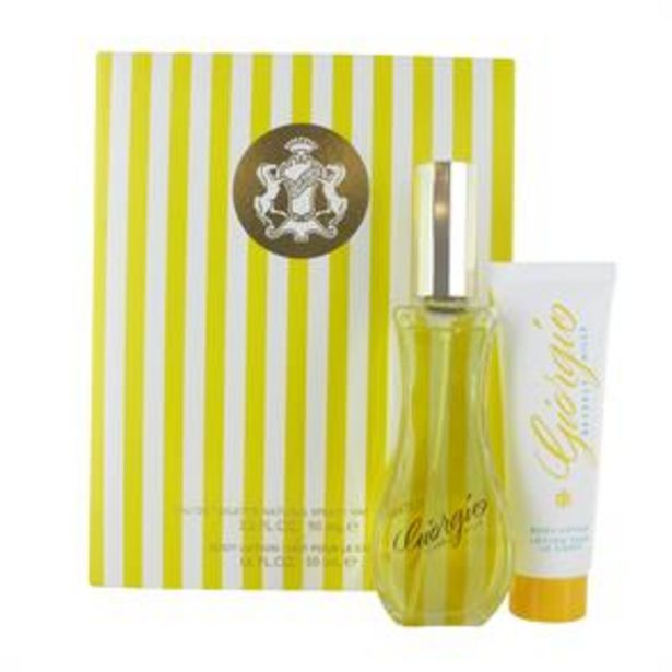 Giorgio Beverly Hills Giorgio Gift Set offer at £21.99