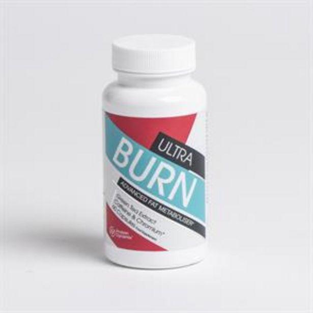 Protein Dynamix Ultra Burn Advanced Fat Metaboliser - 60 Capsules offer at £5.99