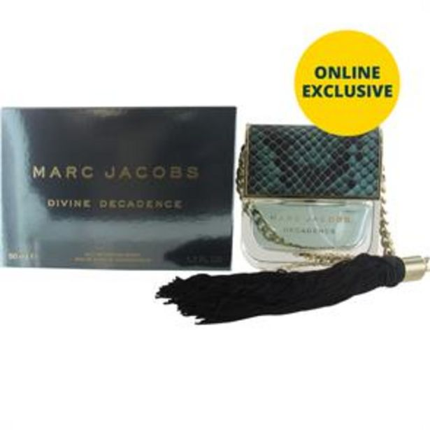 Marc Jacobs Divine Decadence 50ml EDP offer at £38.99