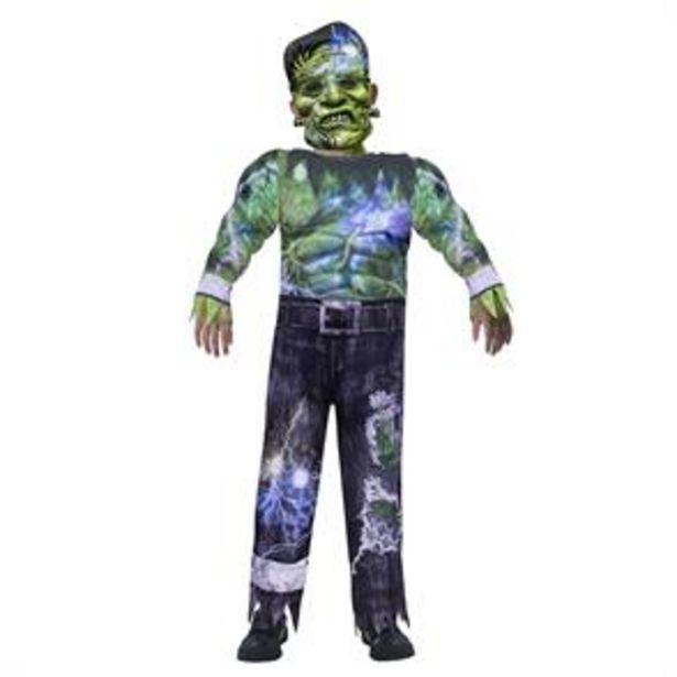 Hallow-Scream: Frankenstein's Monster Costume - Kids offer at £8.99