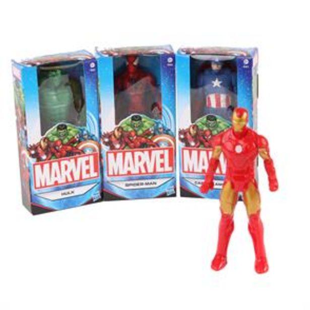 Marvel Figure (Assorted) offer at £3.99