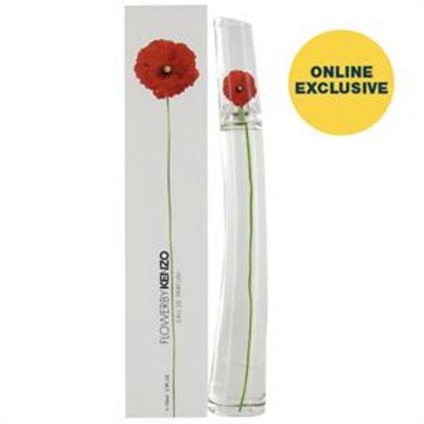 Kenzo Flower 100ml EDP offer at £54.99