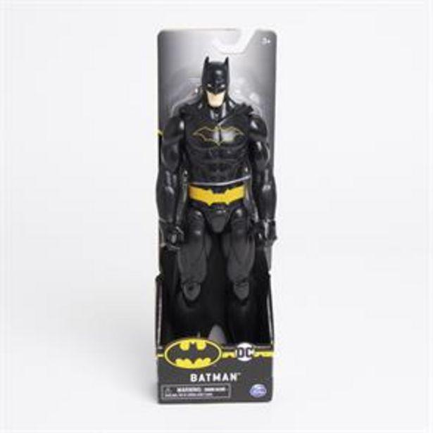 "DC: Batman 12"" Figure offer at £7.99"