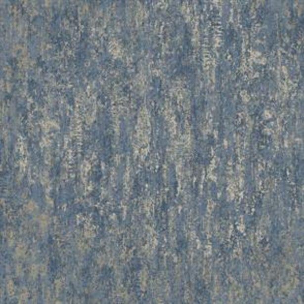 Industrial Texture Navy Wallpaper offer at £9.99