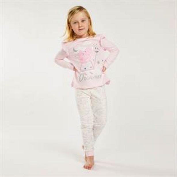 Peppa Pig Dreamer Long Pyjamas offer at £6.99