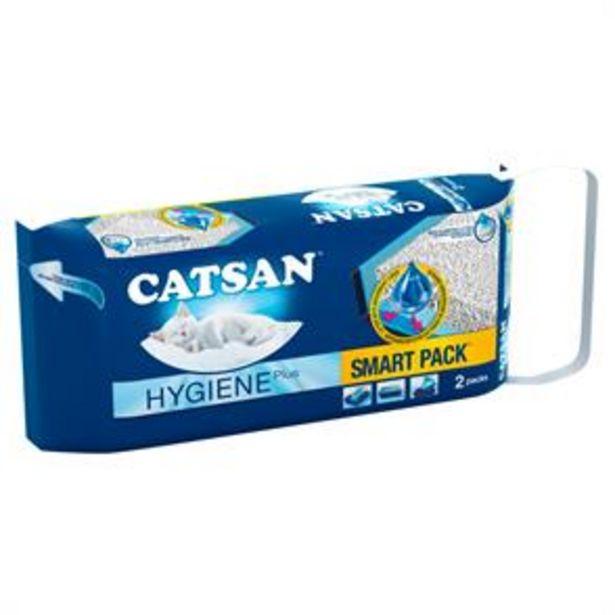 Catsan Smart Pack Non Clumping Cat Litter offer at £6.99