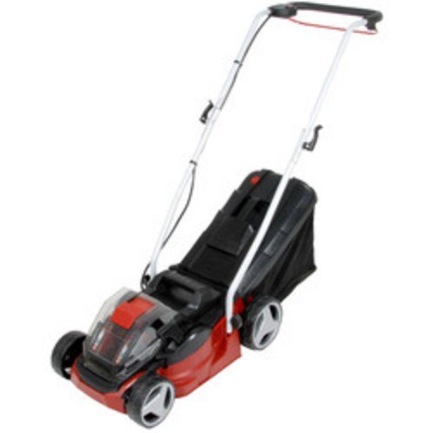 Einhell Power X-Change 36V (2x18V) 33cm Cordless Lawnmower                    2 x 2.0Ah offer at £189.99