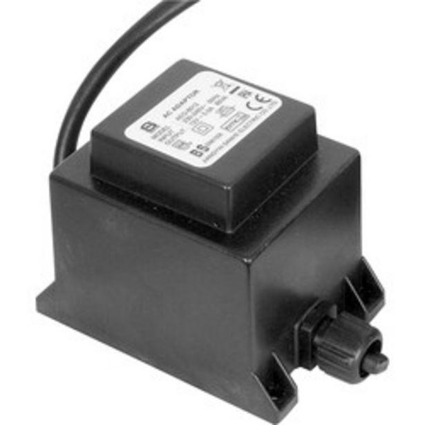 LED IP64 Driver                    IP64 60W 12V AC offer at £13.49