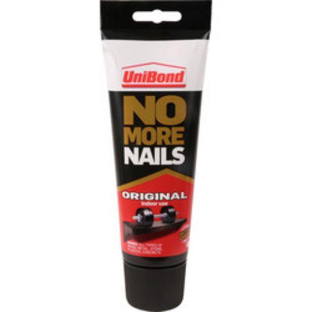 UniBond No More Nails Original Solvent Free                    234g offer at £1.2