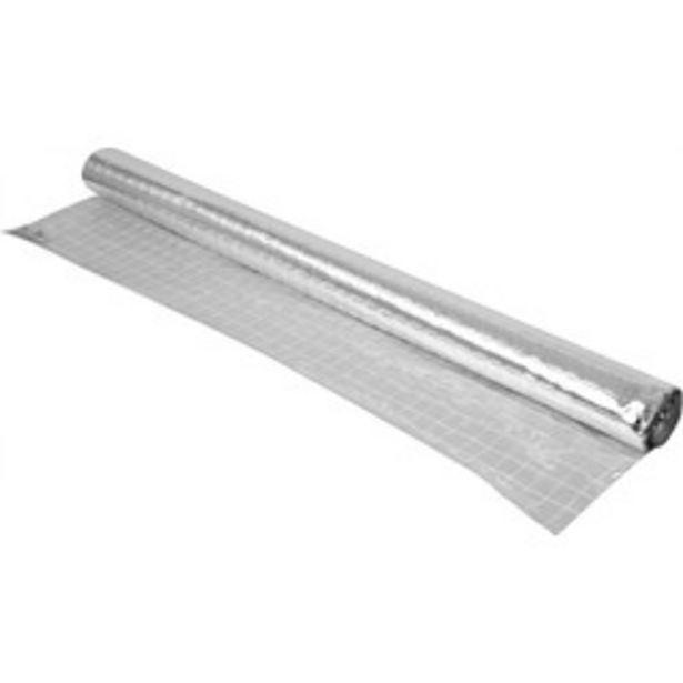 YBS Radiator Reflector Foil                    500mm x 4m offer at £6.98