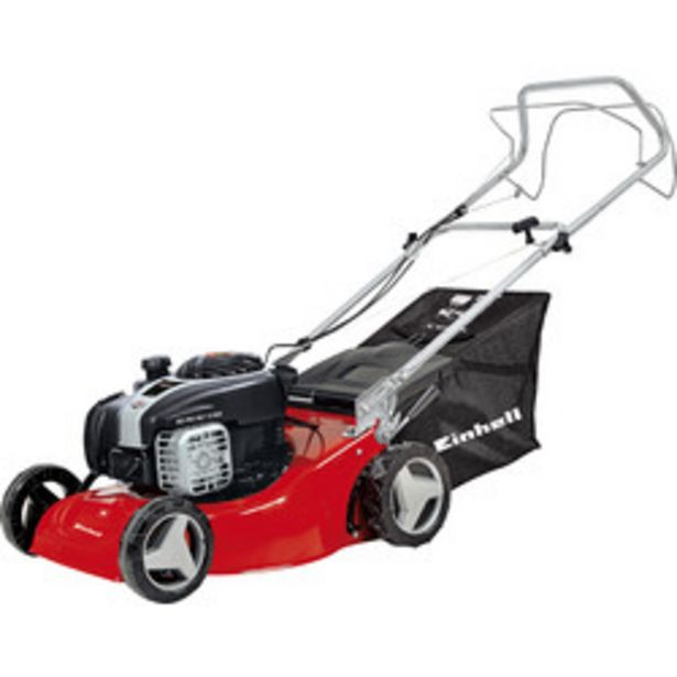 Einhell Classic 125cc 46cm Briggs & Stratton Self Propelled Petrol Lawn Mower                    GC-PM 46/1 S offer at £199.98