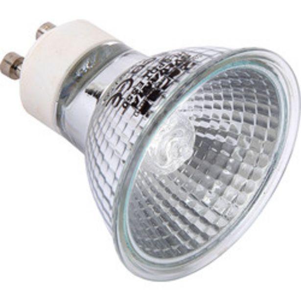 Sylvania Eco Halogen Lamp GU10                    28W 25° 195lm D offer at £2.94