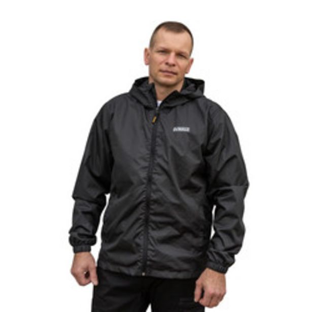 DeWalt Packaway Jacket                    Large offer at £17.49