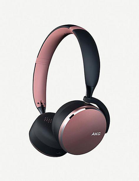 AKG Y500 wireless headphones offer at £99