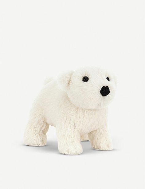 Diddle Polar Bear soft toy 10cm offer at £5