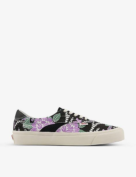 VANS  Acer NI floral canvas trainers offer at £35
