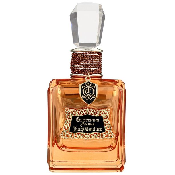 Juicy Couture glistening amber eau de parfum spray offer at £35