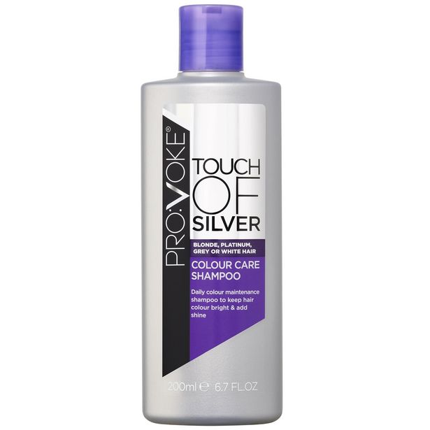 PRO:VOKE Touch of Silver daily maintenance shampoo offer at £2.03
