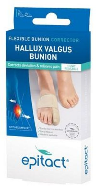 Epitact hallux valgus bunion day corrector offer at £18.71