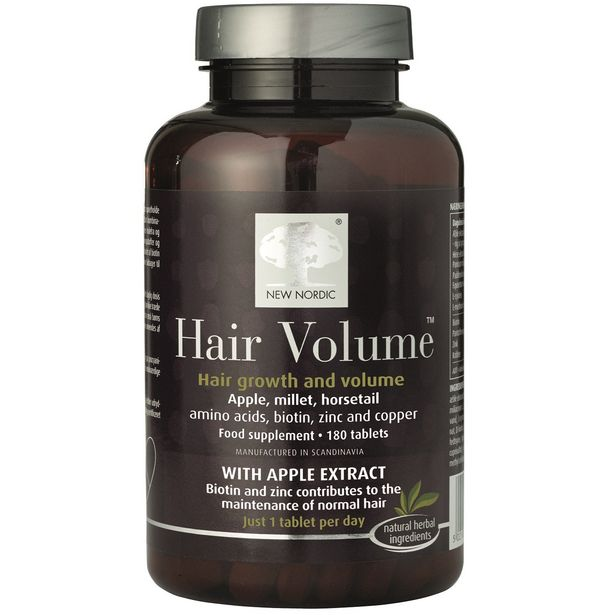 New Nordic hair volume offer at £63.99