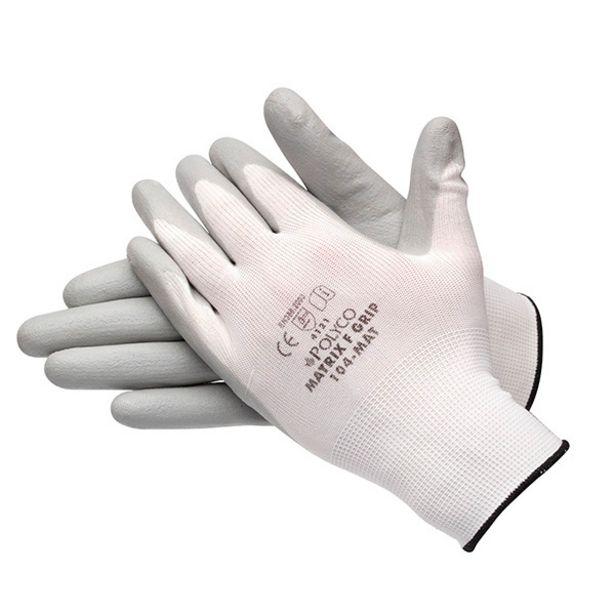 Euro Car Parts Pawa Dry Grip Gloves 101 10-Medium offer at £6.69