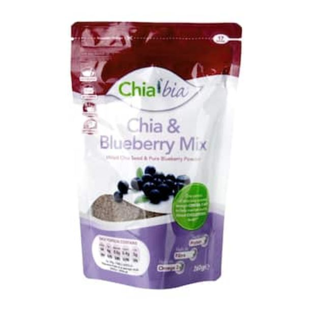 Chia Bia Chia & Blueberry Mix 260g offer at £4.99