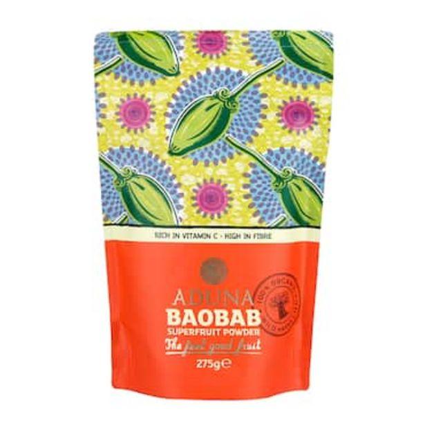 Aduna Baobab Superfruit 275g Powder offer at £9.75