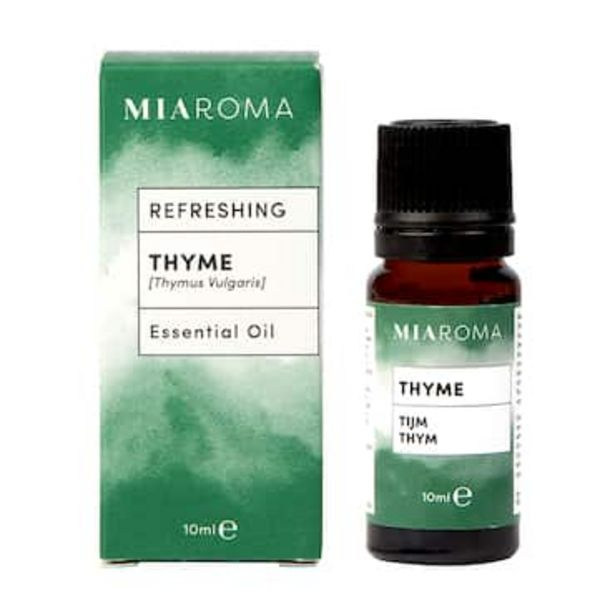 Miaroma 100% Pure Thyme Oil 10ml offer at £6