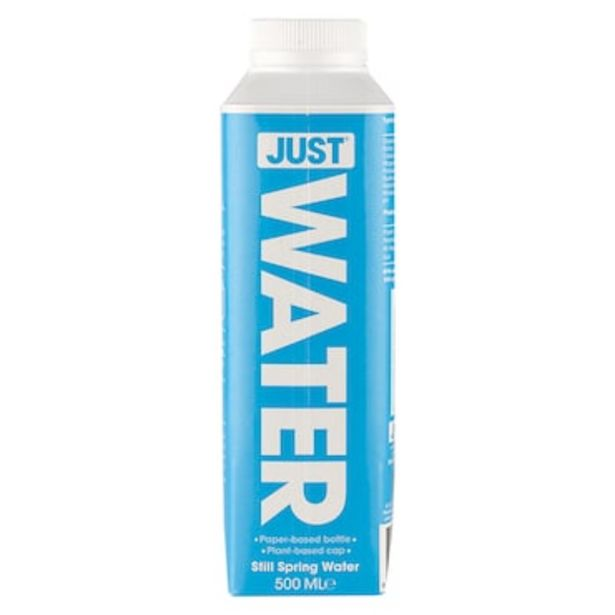 JUST Water 500ml offer at £1