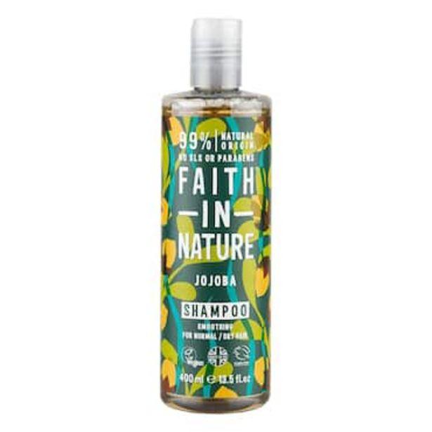 Faith in Nature Jojoba Shampoo 400ml offer at £3.67