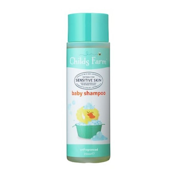 Childs Farm Baby Shampoo - Unfragranced 250ml offer at £3