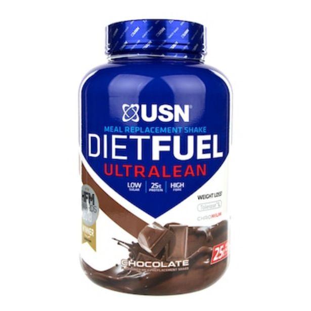 USN Diet Fuel Powder Chocolate 2kg offer at £30
